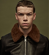 Will Poulter for Flaunt (2017)