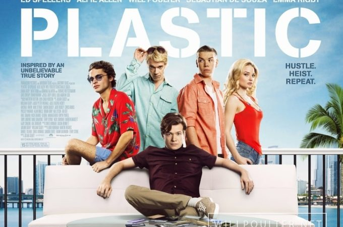 'Plastic' now available on Netflix!