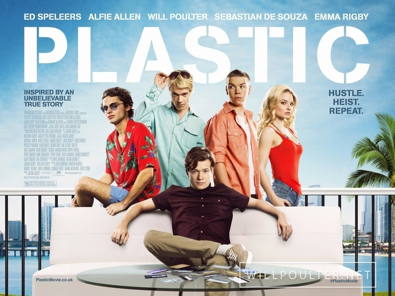 Plastic movie poster