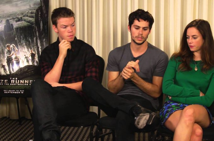 Watch: The Maze Runner cast interview for AMFM Magazine
