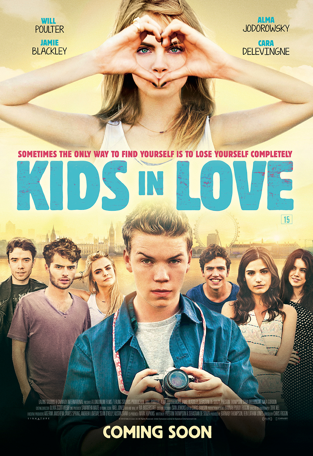 Kids In Love Movie Poster