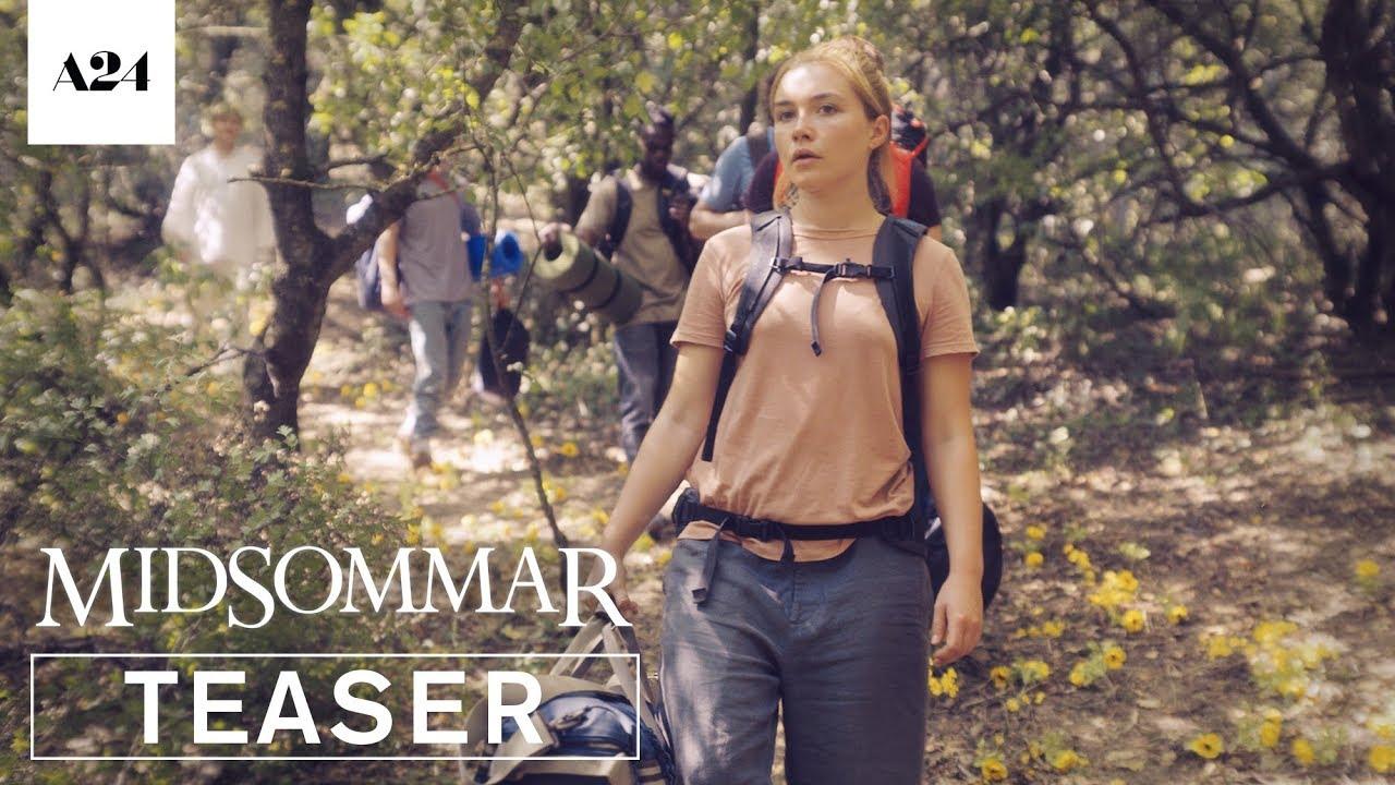 midsommar teaser trailer will poulter fan